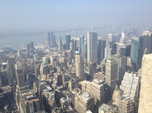NYC - Empire State Building View