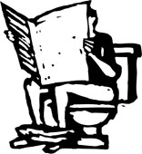 reading-on-toilet